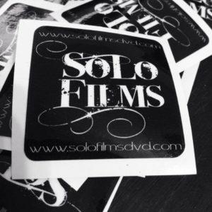 Solo Films 2 in sticker