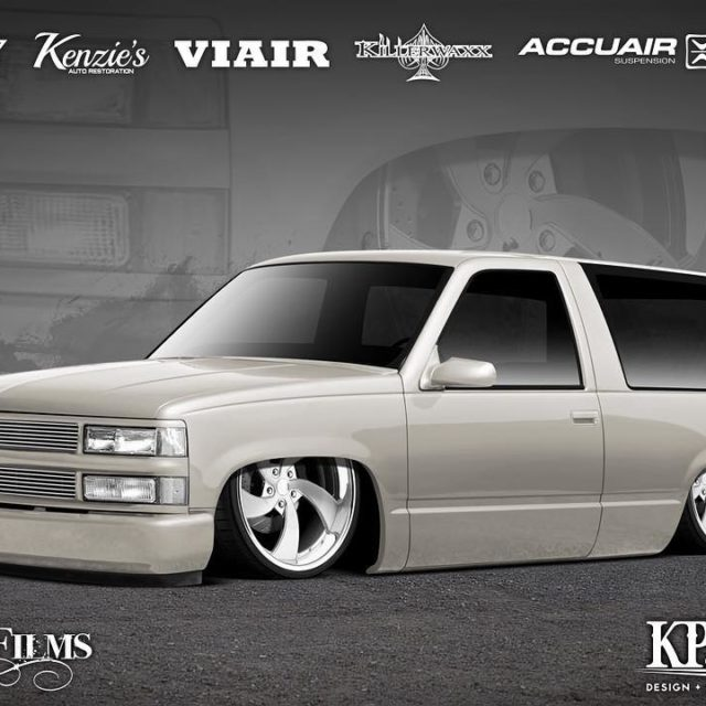 Our next project! kpconcepts jakemckiddiephatphabz viaircorp accuair kenziesgarage goochcustoms killerwaxxofkansashellip