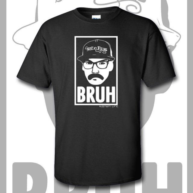 Bruh! Shirts are now back in stock! wwwsolofilmsdvdcom solofilms solofilmsdvdhellip